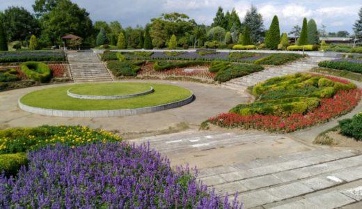 ハナトピア岩沼さんぽ|入場無料のステキな花畑