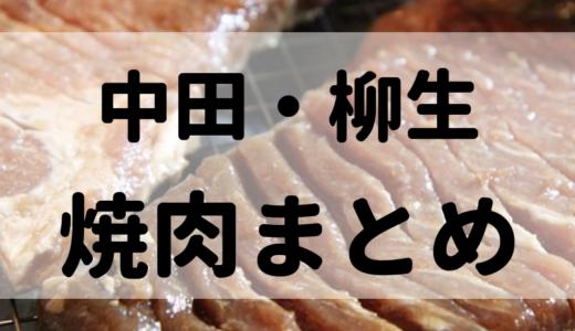 南仙台(中田・柳生)おすすめの焼肉店まとめ