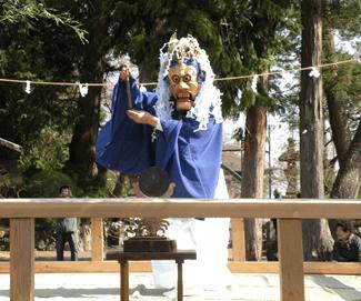 熊野堂神楽
