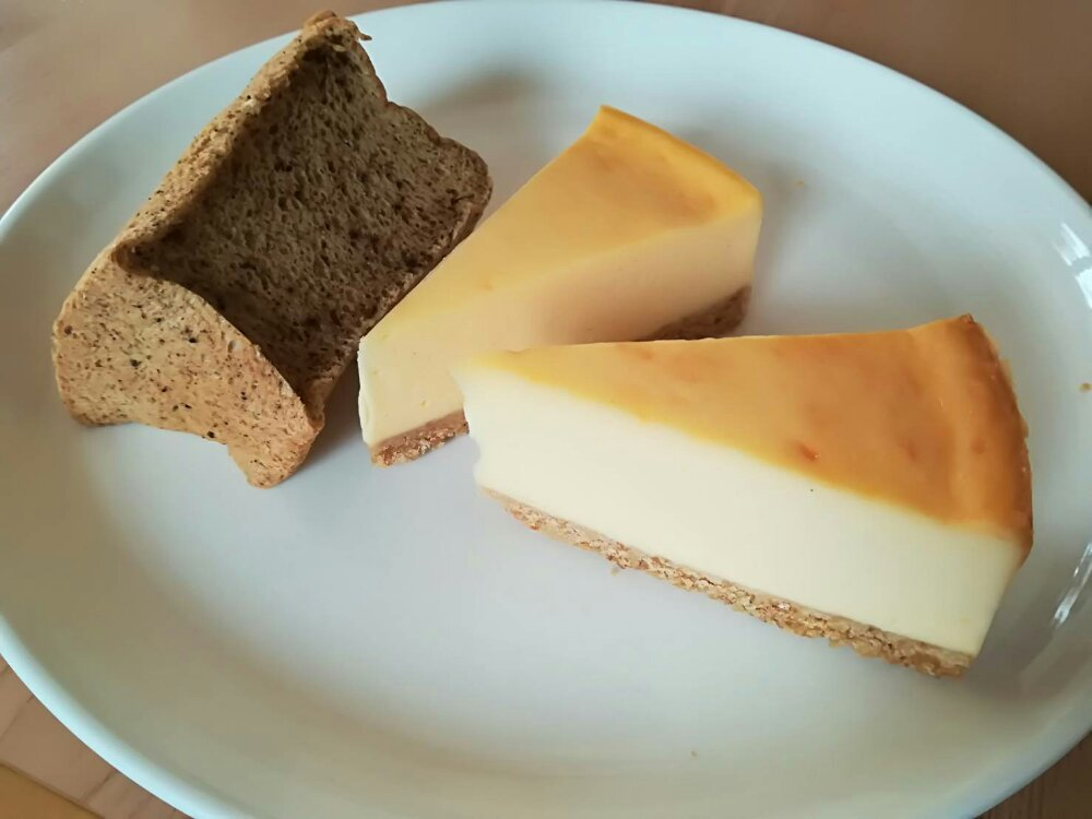 大野田 ユズキ(yuzuki)のチーズケーキ