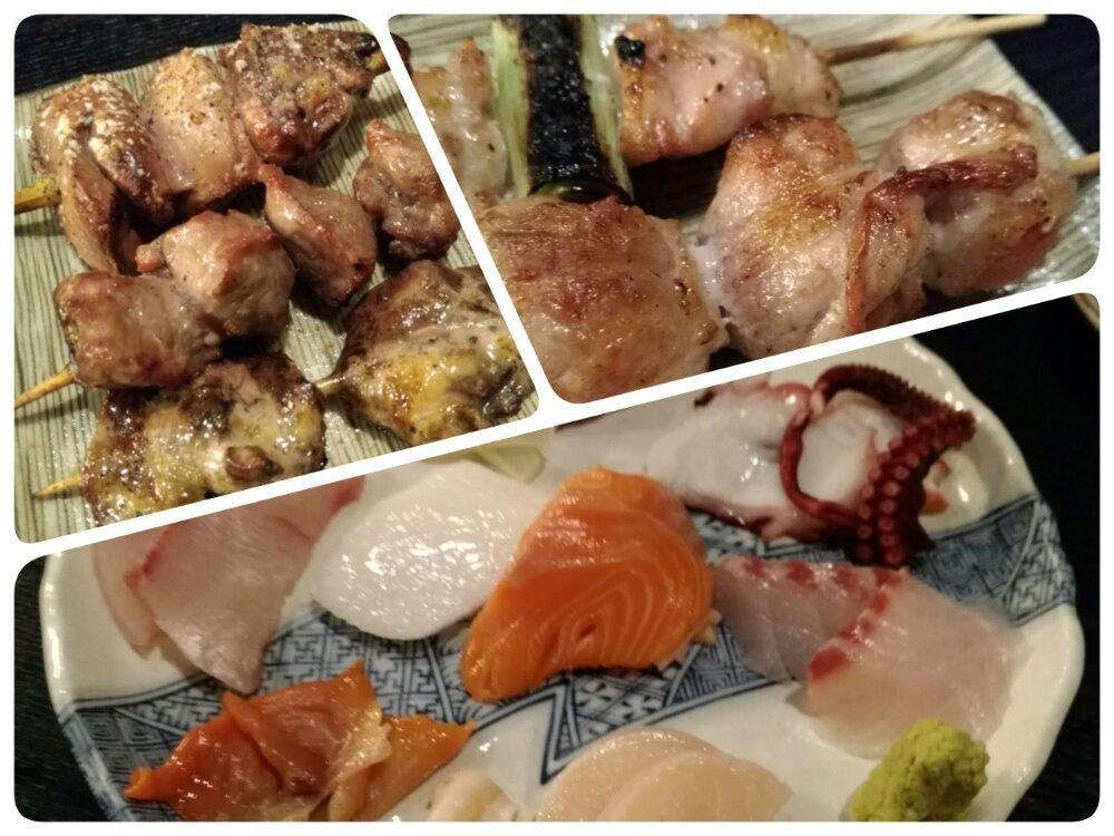 名取市 蔵タ家(くらたや)の料理