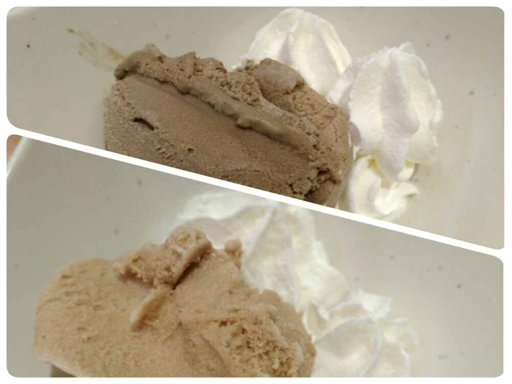 スシロー 生クリームアイス