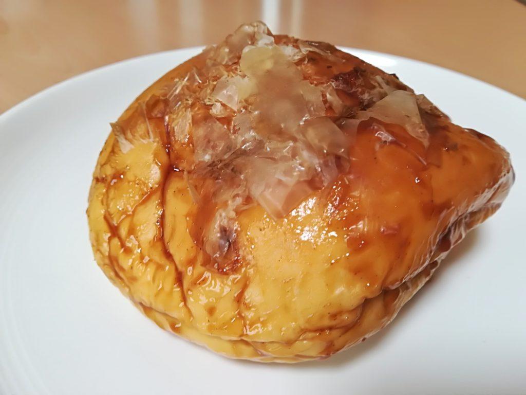 ベーカリー&カフェ キクチヤ お好み焼きそばパン
