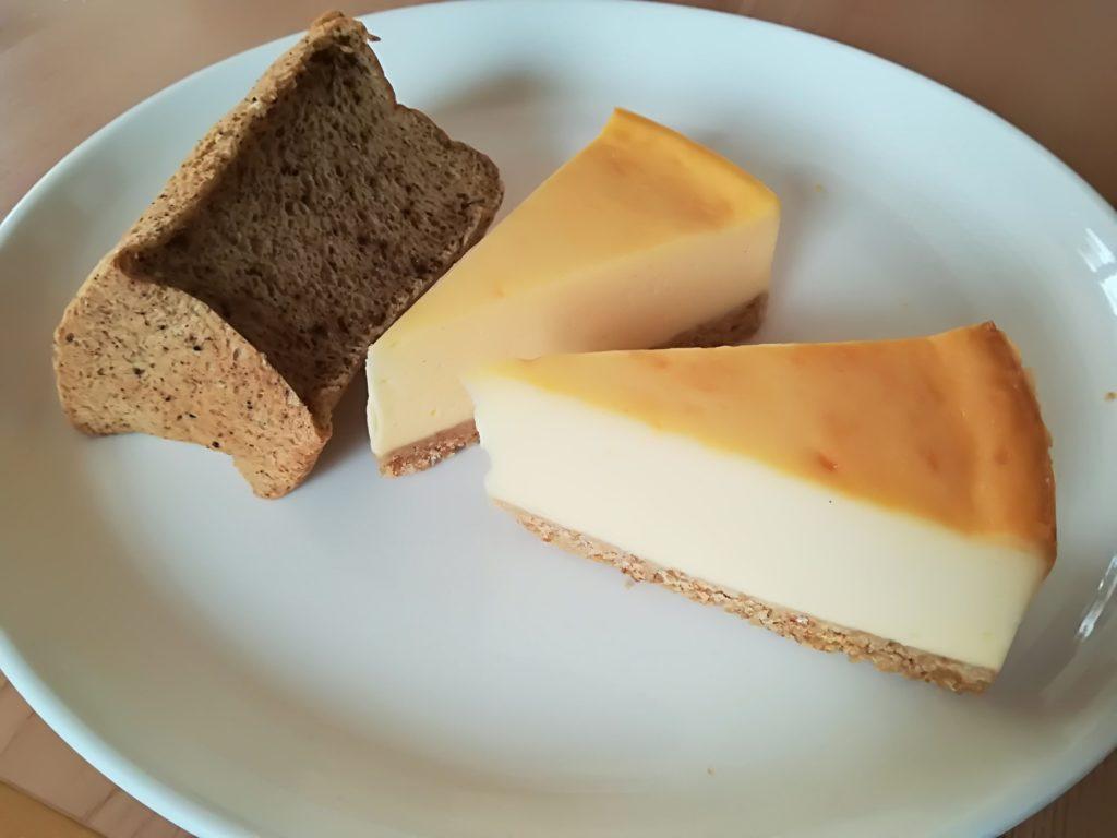 ユズキのチーズケーキ
