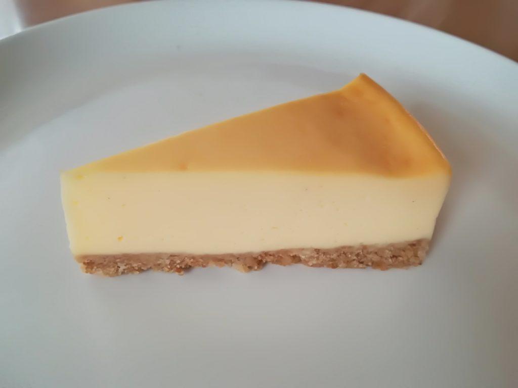 ユズキのキャラメルチーズケーキ