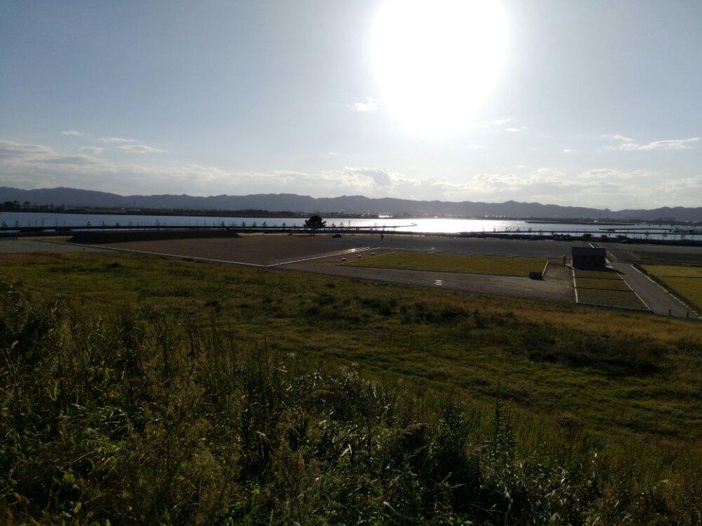 鳥の海公園2018年10月