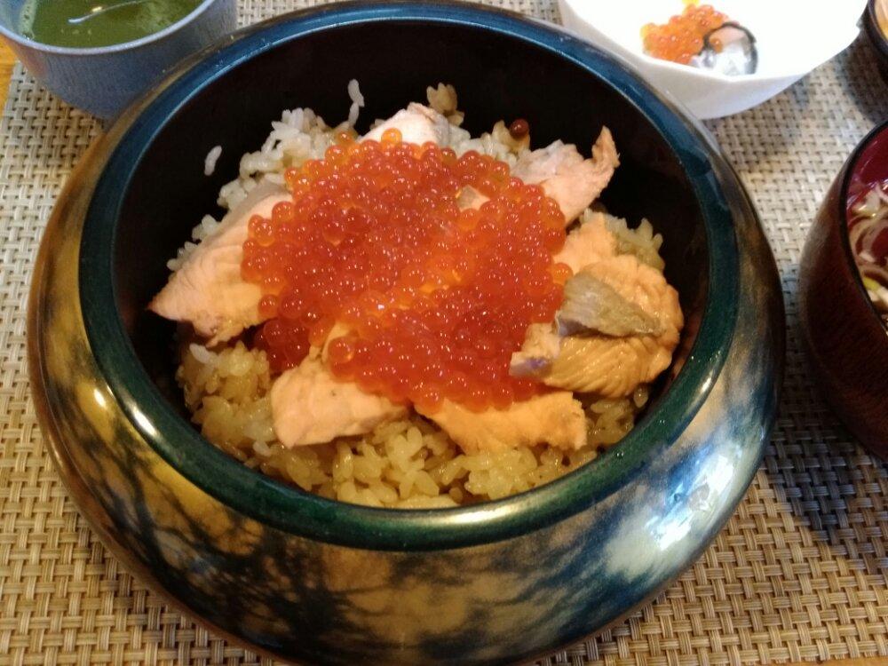 松寿司のはらこ飯