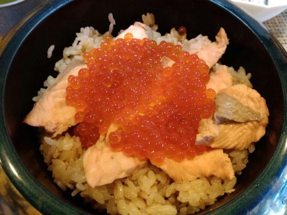 松寿司のはらこめし