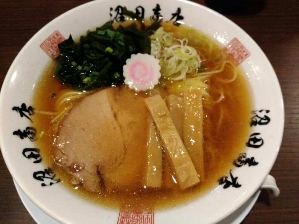 沼田商店 麺組 夜限定醤油らーめん