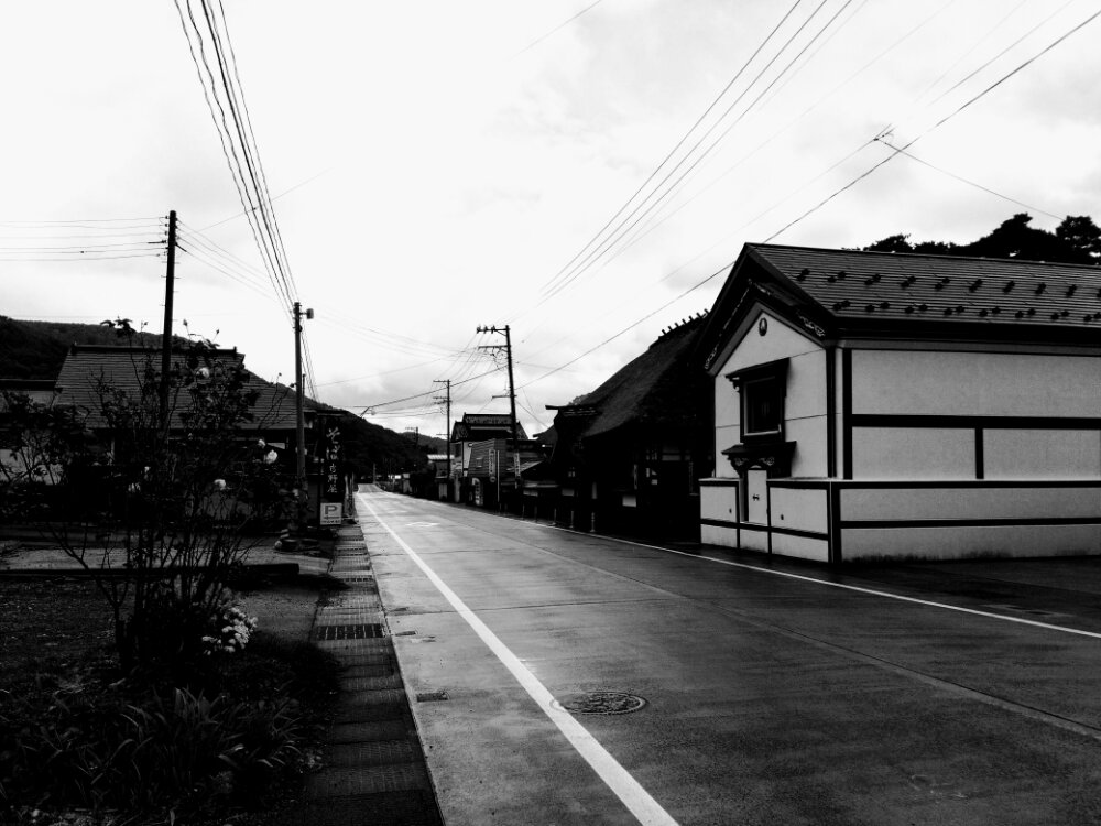 七ヶ宿街道