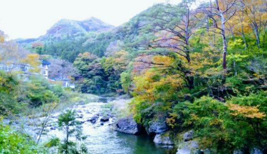 【体験レポート】白石市 碧玉渓|美しい紅葉と秘湯 かつらの湯