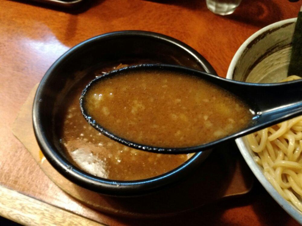 うまづらのスープ