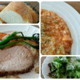 名取市ビストロタクの料理