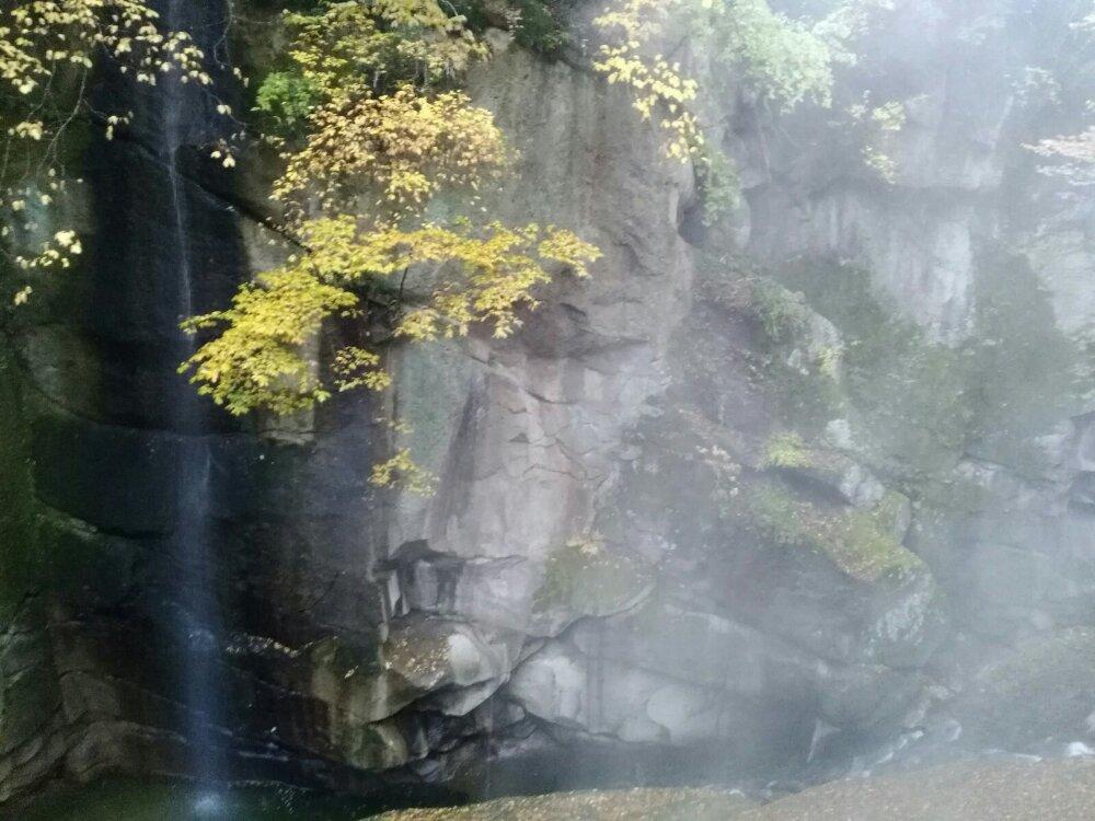 磊々峡 八間岩