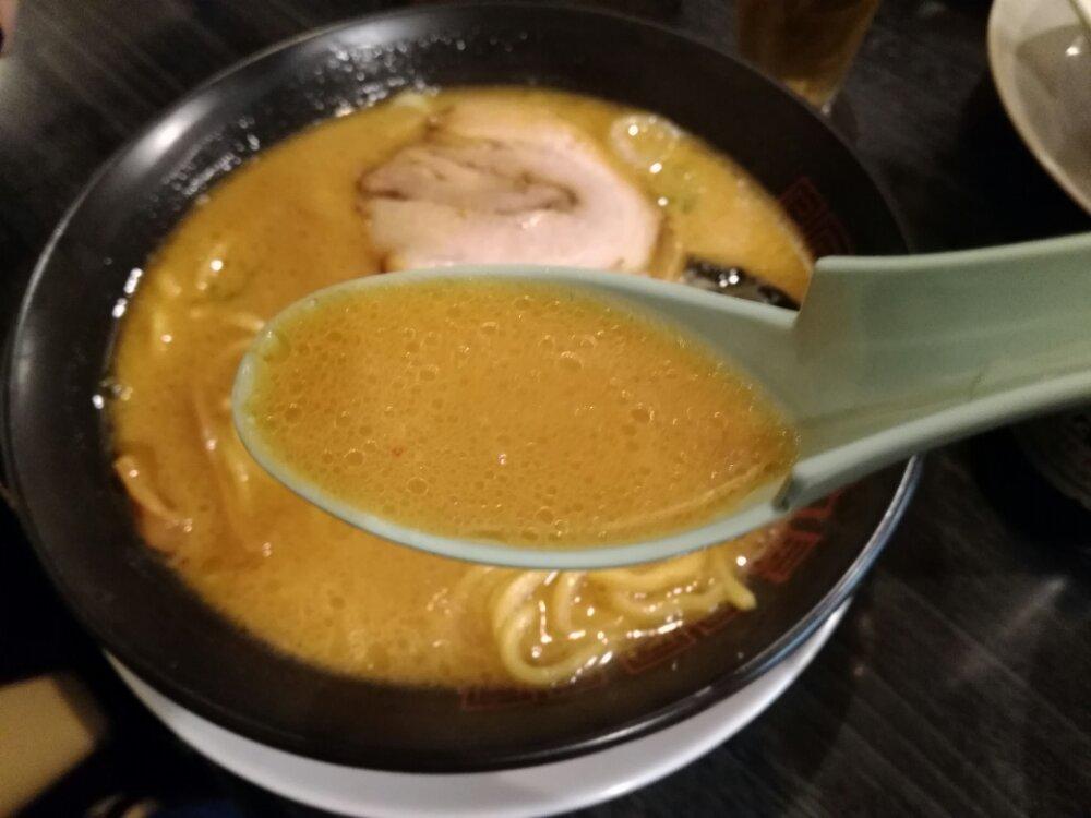 スープ(味噌)