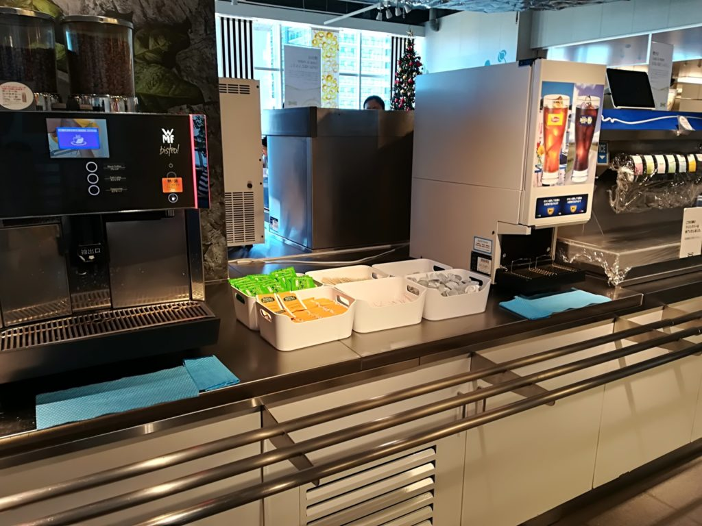 IKEA仙台のドリンクバー