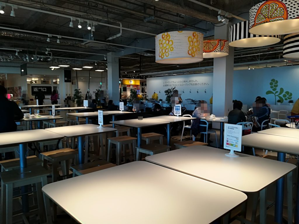 IKEA仙台のレストラン