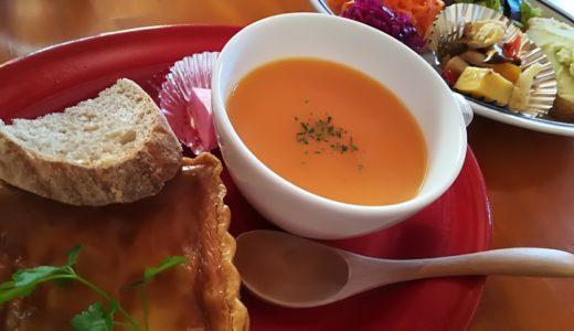【食レポ】太白区長町 SUKA(スカ)のキッシュプレートランチ