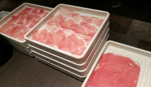 【口コミ】名取市 ゆず庵|しゃぶしゃぶやお寿司が食べ放題!おすすめは2980円のコース