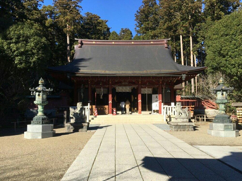 塩釜市の鹽竈神社