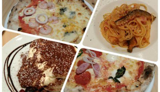 【お店レポ】名取市 シチノカフェ|キッズルームでパスタとピザとパンケーキ!