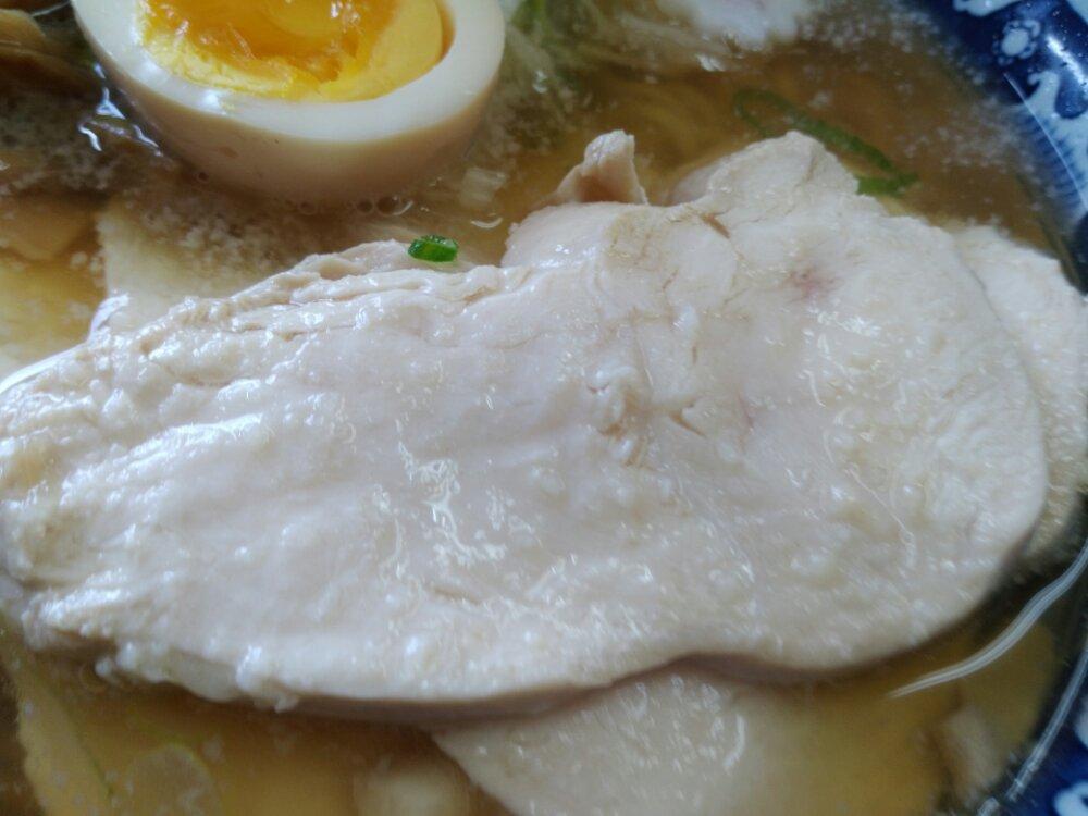 しっとり美味しい鶏チャーシュー