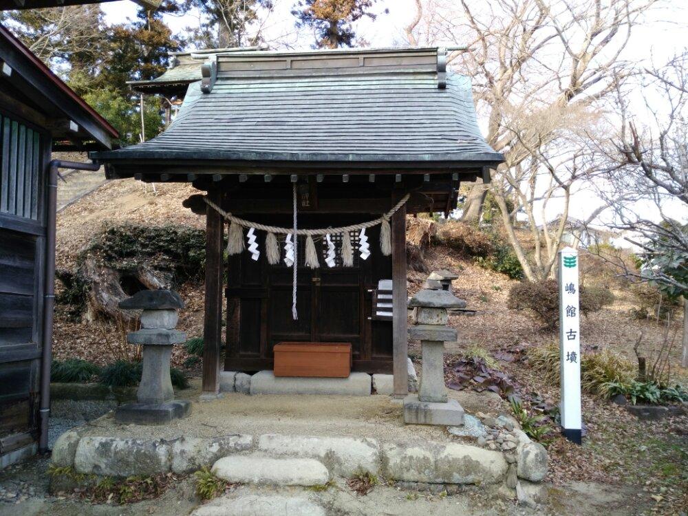 境内社の国霊神社