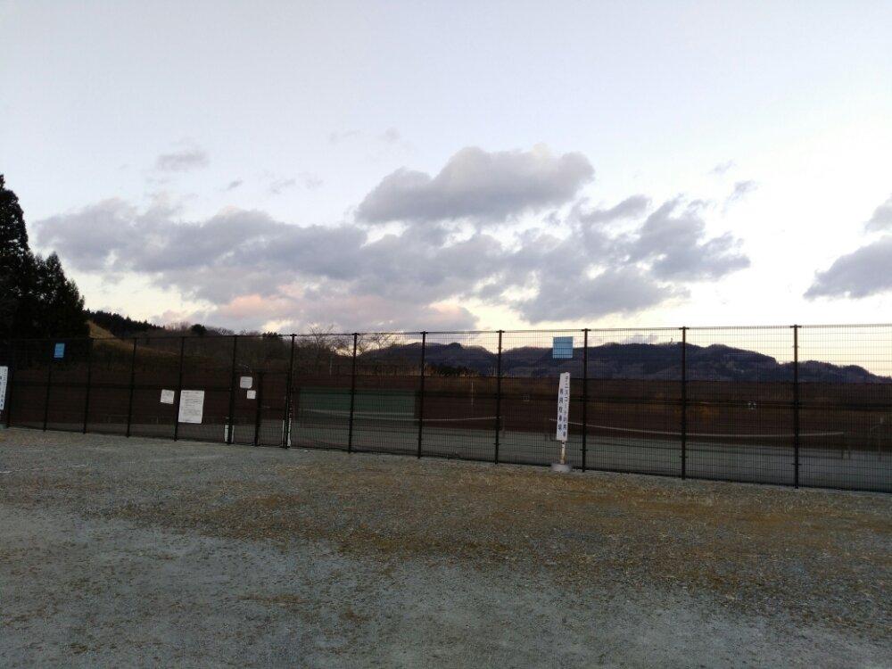 柴田町入間田テニスコート