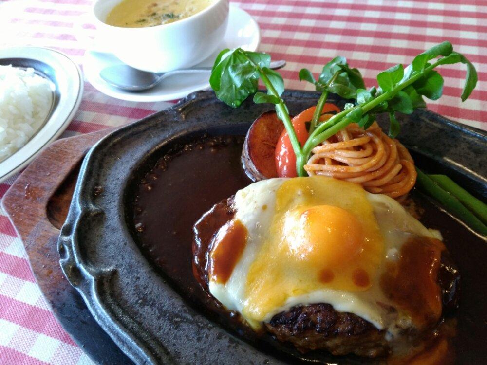 ハンバーグレストランHACHI(ハチ)名取本店