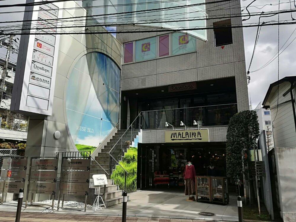 シースリー仙台一番町店のビル