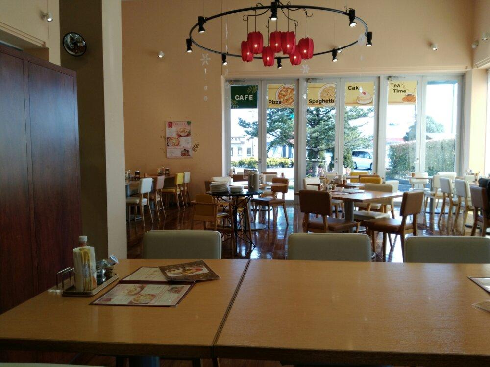 シベールの杜名取店のレストラン