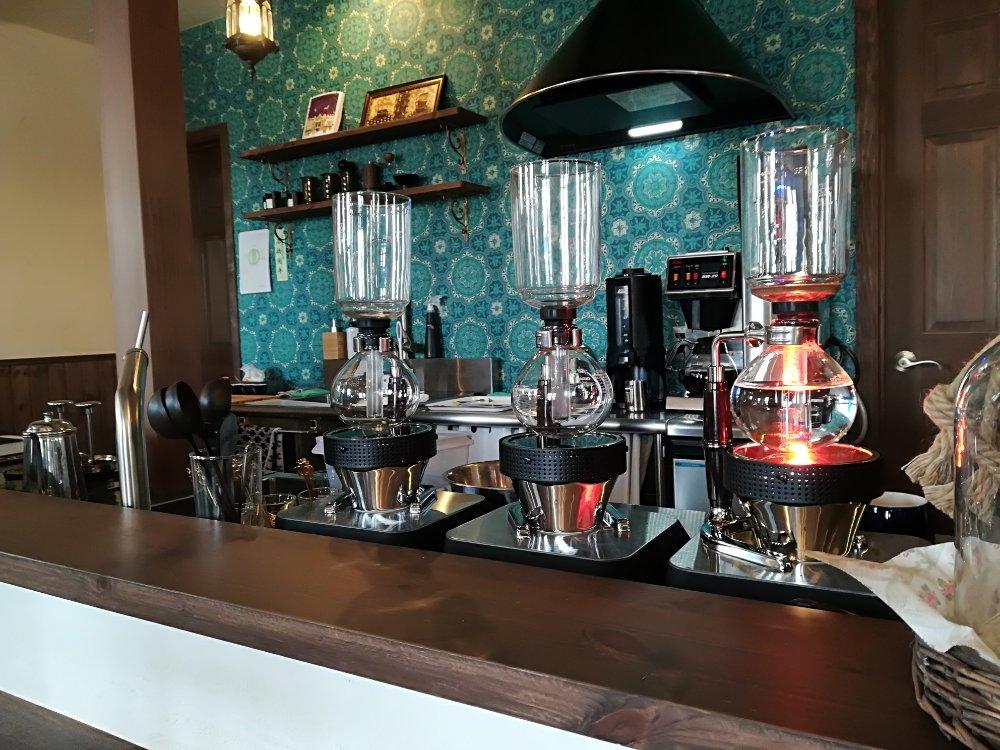 富沢南 コーヒーハウス