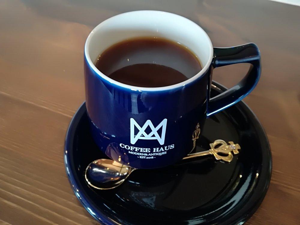 コーヒーハウスの本日のスペシャルティーコーヒー