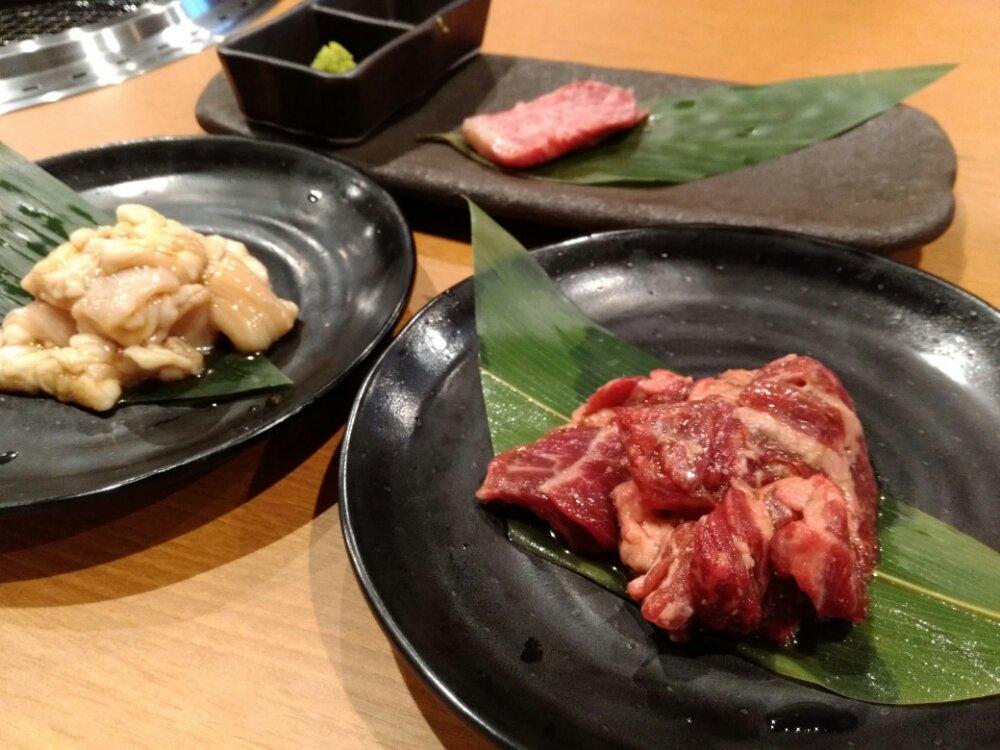 焼肉超特急若林源三柴田店で一人焼肉