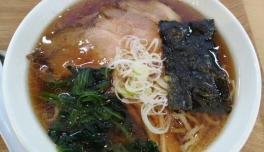 【ラーメン日記】山元町 金ちゃんらぁめん|ぷりっぷり麺がうまい!