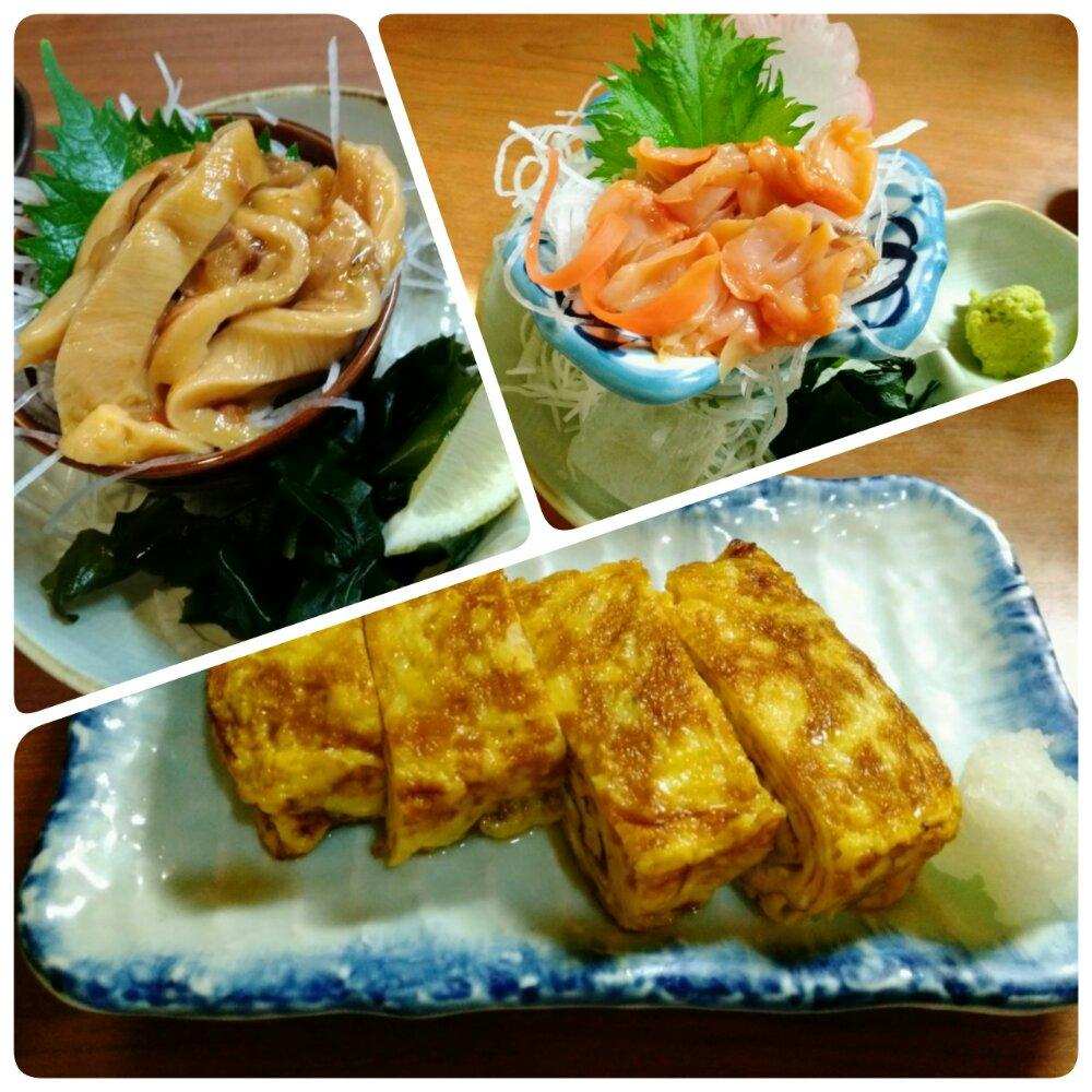 魚がしの料理