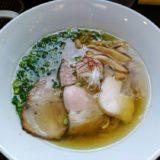 名取市麺や碁飯の牡蠣だしラーメン