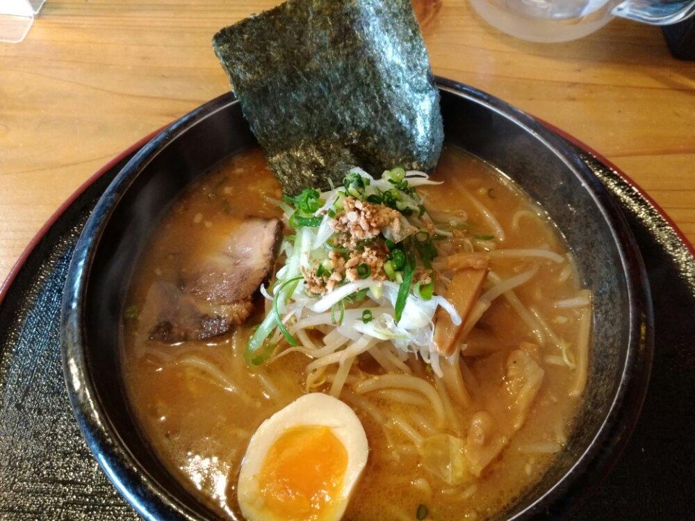 麺光の菜光麺