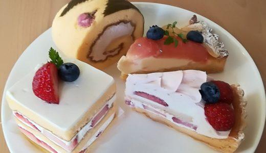 ラドゥースヴィのケーキ