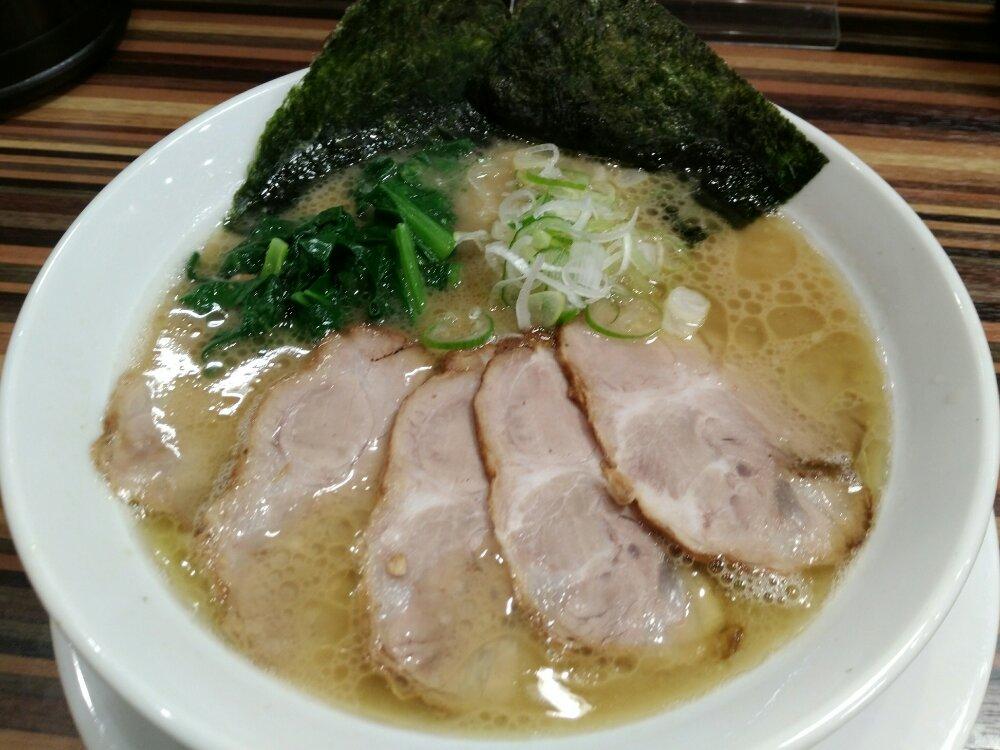 仙台っ子のチャーシュー麺