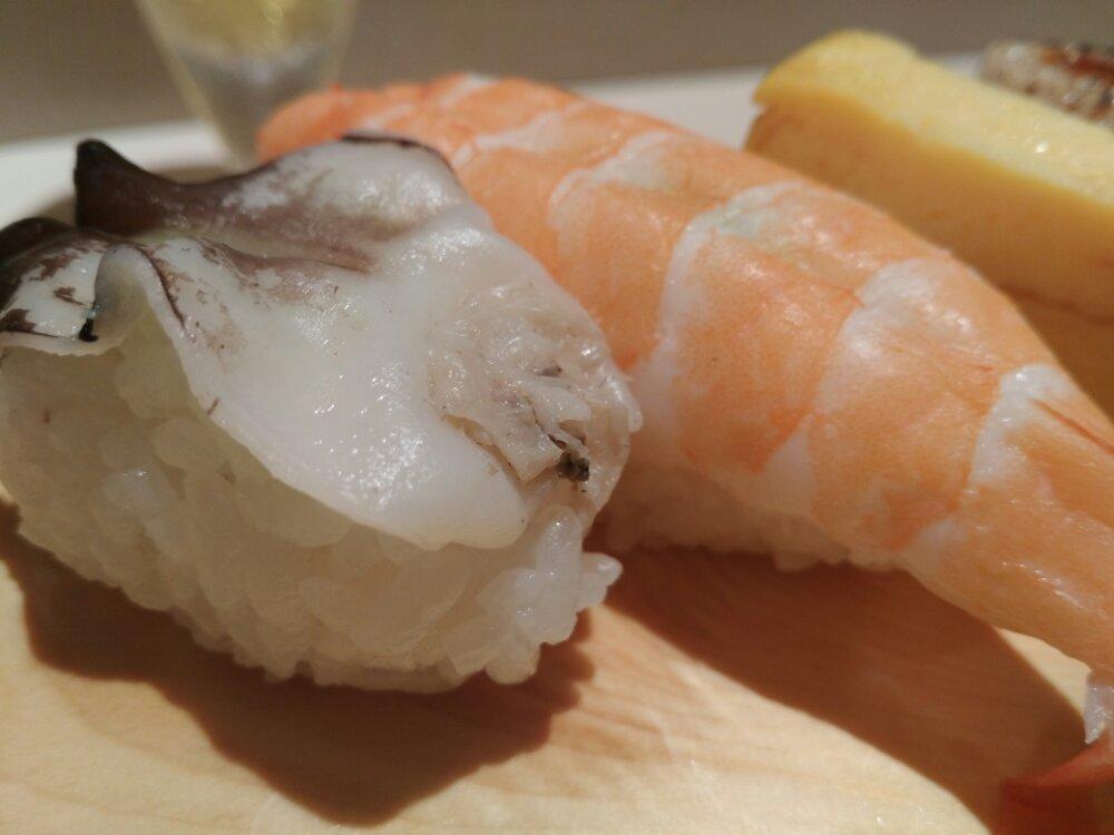 海老も美味しい