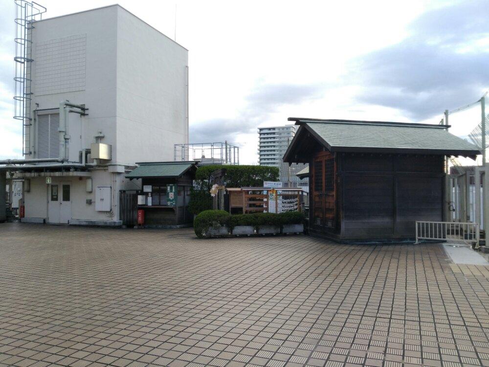 藤崎の屋上