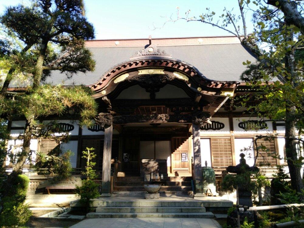 瑞鳳寺の本殿