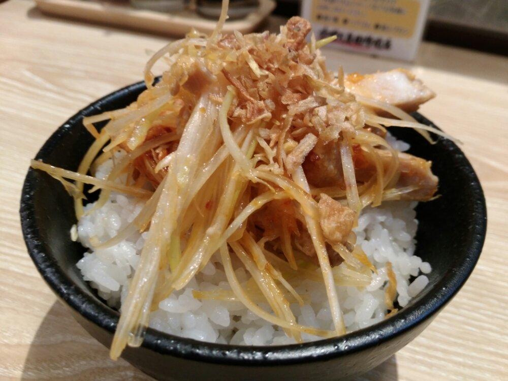田所商店の辛味噌チャーシュー丼