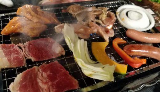 【体験レポート】パルコ2 アロハBBQビアガーデン|お肉のセットとフリーコーナーあり