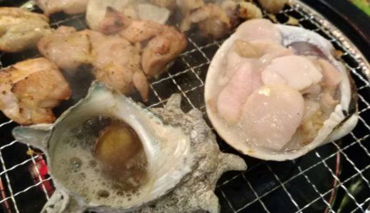 【体験レポート】仙台朝市直結 東四ビアガーデン|魚介!ビュッフェ!BBQ!最高!