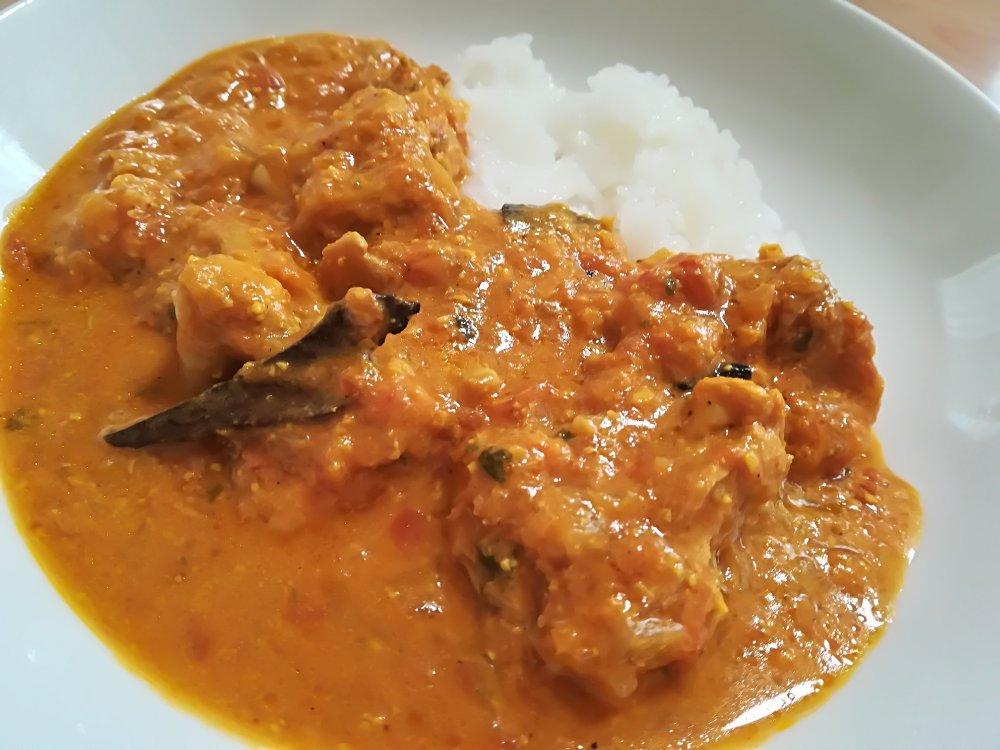 印度カリー子のチキンカレー