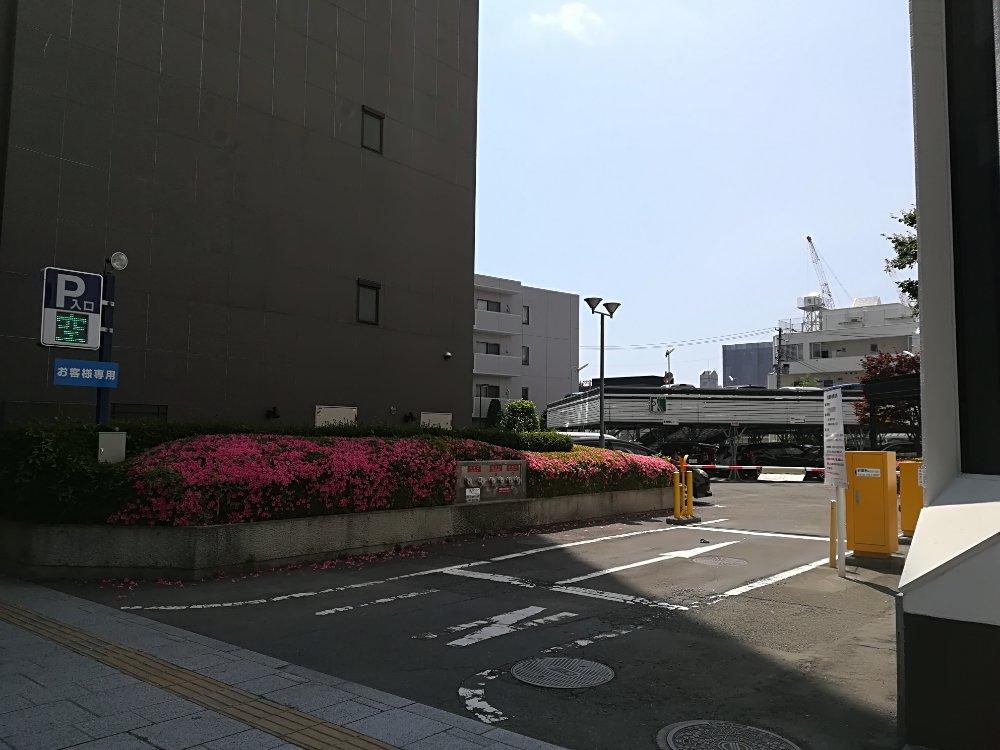 まのや 駐車場