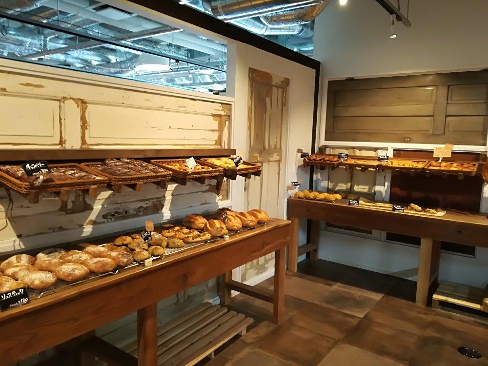 眞野屋のパン