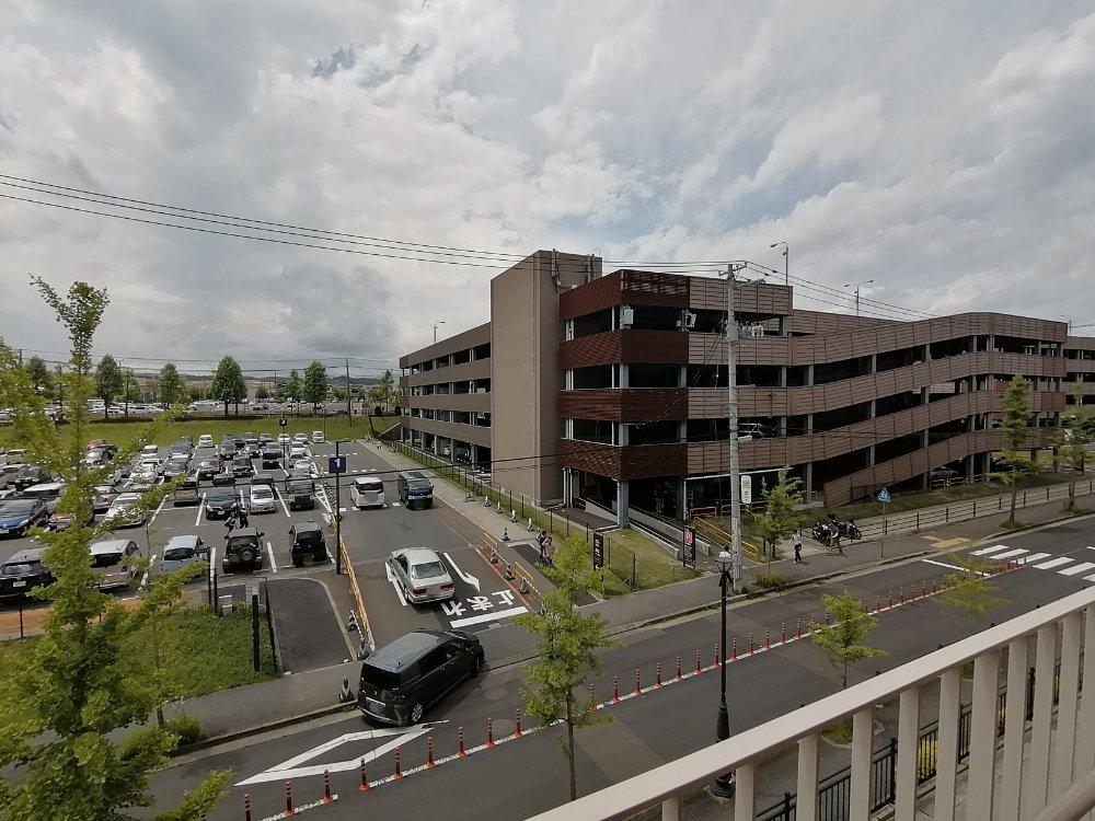 仙台泉プレミアム・アウトレットの駐車場